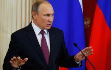 """Putin dice que quienes atacan a Donald Trump son """"peores que prostitutas"""""""