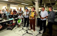 El 'sucundún' de Anibal Velásquez causó sensación en Sesiones EH