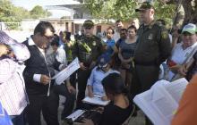 Tras 27 años, restituyen cancha de Nueva Granada a particular