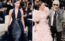 Dior y Chanel deslumbran en la Semana de la Alta Costura