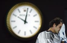 A Federer no le pasa el tiempo y llega a otra final en Australia