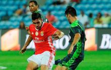 Guillermo Celis jugará en el Vitoria Guimaraes