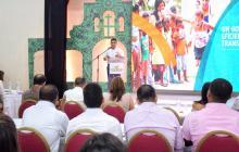 Gobernador de Bolívar entregó su balance del primer año de gobierno
