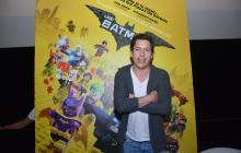 Alejandro Riaño e Iván Marín interpretan a 'Batman' y a 'El Guasón' en 'Lego Batman'