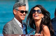George Clooney y Amal Clooney serán padres de gemelos