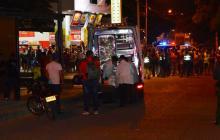 16 de diciembre: en el interior de una tienda en el barrio La Manga, el parrillero de una moto mató de tres tiros al expolicía Sergio Orostegui. Manejaba una ruta.