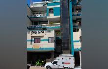 Hallan muerto a extranjero en un apartamento de Santa Marta