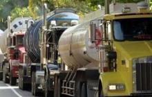 Capturan a 18 camioneros por chatarrización y paro