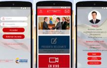 Presidencia lanza aplicación de celulares para comunicarse con alcaldes y gobernadores