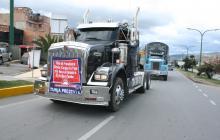 No habrá paro camionero el 20 de febrero: Mintransporte y cruzada camionera