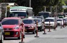 Este viernes levantan pico y placa para taxis y entra en vigor para particulares