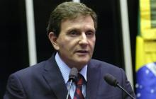 Marcelo Crivella, actual alcalde de Río de Janeiro.