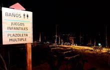 Parque del Lago de El Cisne está sin servicio eléctrico