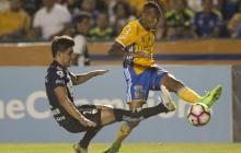 Luis Quiñones brilla con Tigres de México