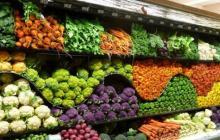 Inflación de los alimentos continúa a la baja