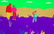Serie animada 'Las niñas de la guerra' recibe distinción GKMC 2017