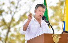 """""""Liquidación de Electricaribe es una decisión responsable"""": Santos"""