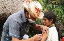 INS confirma que 11 indígenas koguis murieron por influenza