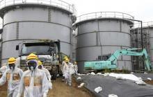 Reactor 1 de Fukushima.