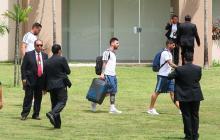 Polémica en Argentina: ¿la Selección es el club de amigos de Messi?