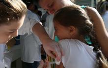A vacunarse hoy contra la fiebre amarilla