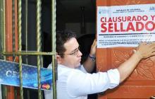Sellan 40 hoteles y hostales en Santa Marta