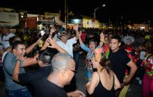 Baila la Calle, en temporada de carnaval.