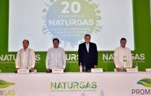 Naturgas pide mayores incentivos fiscales para impulsar 'offshore'