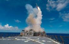 EEUU lanza ataque con misiles a blancos en Siria