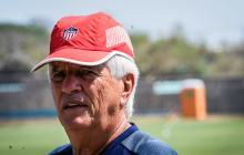 Julio Avelino Comesaña, entrenador del Junior.