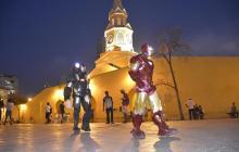 El día que Iron Man se vino de Venezuela