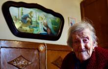 Muere Emma Morano, la última superviviente del siglo XIX