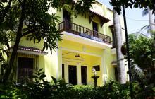 Fachada del Museo Romántico de Barranquilla.