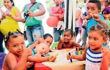 Jornada de celebración del Día del Niño al parque