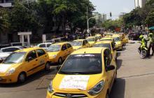 Taxista demanda a Cabify ante el tribunal superior de Medellín