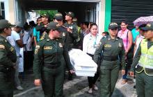 Fiscalía alista órdenes de captura por crimen de la pequeña Sara Salazar
