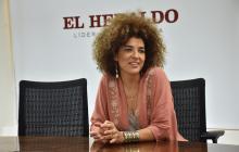 Inés Gaviria lanza su nuevo sencillo 'Te quiero la mitad'