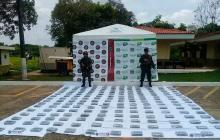 Ejército destruye laboratorio de coca en Córdoba