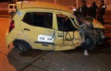 Policía captura a tres presuntos atracadores luego de persecución por la Vía 40