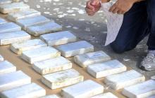Policía de Cartagena incautó 65 kilogramos de clorhidrato de cocaína