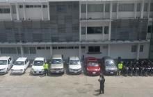 Policía recupera 28 vehículos robados y los devuelve a sus dueños