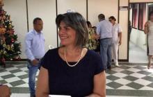 Ex gerente del hospital de Montería, Luz Patricia Sánchez.