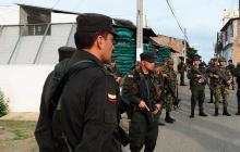 Atentado contra estación de Policia en Antioquia: 4 heridos