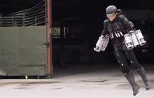 En video | Prueban el traje inspirado en Iron Man
