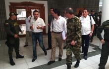 Viceministro de Defensa preside consejo extraordinario de seguridad en Córdoba
