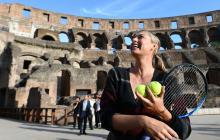 """""""No hay palabras, partidos o actos que me vayan a impedir cumplir mis sueños"""": Sharapova"""