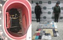 Policía decomisa 87 kilos de cocaína en buque atracado en terminal de Palermo