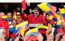 Maduro: Constituyente sesionará en el Parlamento, controlado por la oposición