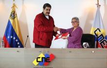 CNE fija para julio elección de Constituyente de Venezuela