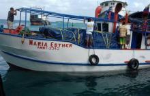 Hallan embarcación que estaba desaparecida en Cartagena: ilesos sus ocupantes